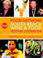 Food Network South Beach Wine & Food Festival Cookbook