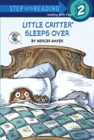 Little Critter Sleeps Over