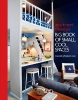 Big Book of Small Cool Spaces book cover