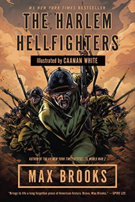 Cover image for The Harlem Hellfighters