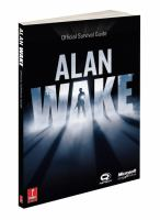 The Alan Wake Official Survival Guide