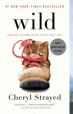 Strayed Book club in a bag. Wild from lost to found on the Pacific Crest Trail.