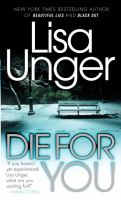 Die For You : A Novel