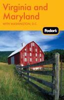 Fodor's Virginia & Maryland