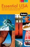 Fodor's Essential USA