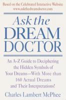 Ask the Dream Doctor