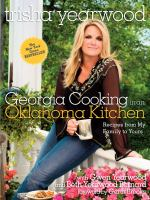 Georgia Cooking in An Oklahoma Kitchen