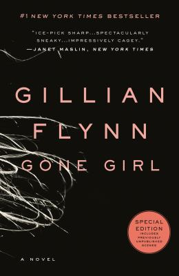 Flynn Book club in a bag. Gone girl a novel.