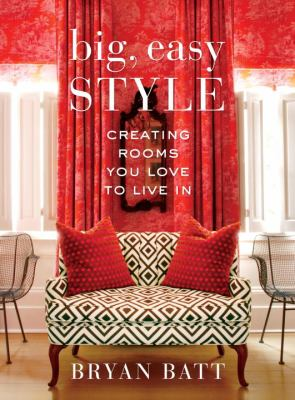 Big Easy style book cover