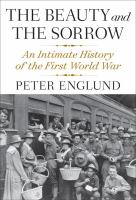 The beauty and the sorrow : an intimate history of the First World War