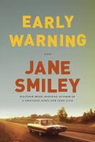 Early warning : a novel