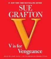 """""""V"""" Is for Vengeance"""