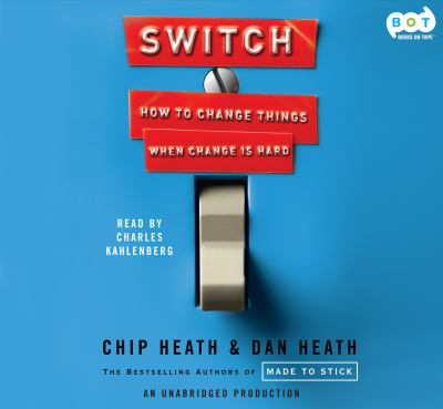 Switch: How to Change Things When Change Is Hard (E-Book)