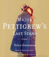 Major Pettigrew's Last Stand (Book Club Kit)