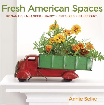 Fresh American Spaces book cover