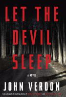 Let the Devil Sleep