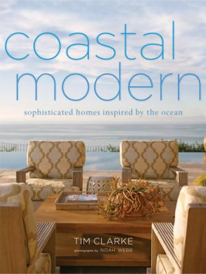 Coastal Modern book cover