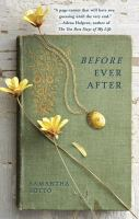 Before the Ever After