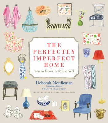 Perfectly Imperfect Home book cover