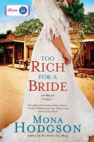 Too Rich for A Bride