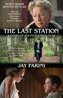The Last Station book cover