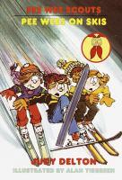 Pee Wees on Skis