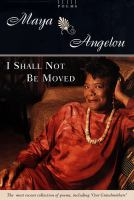 I Shall Not Be Moved