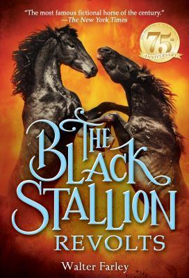 Cover image for The Black Stallion Revolts