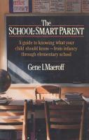 The School-smart Parent