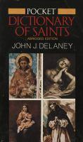 Pocket Dictionary of Saints