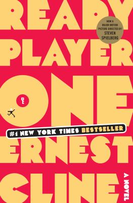 Ready Player One book jacket