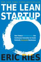 The Lean Startup [GRPL Small Business Book Club]