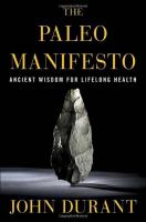 The Paleo Manifesto