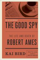 Cover of The Good Spy: The Life and