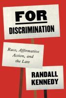 For Discrimination