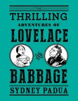 Image: The Thrilling Adventures of Lovelace and Babbage
