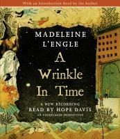 WRINKLE IN TIME [audiobook Cd]
