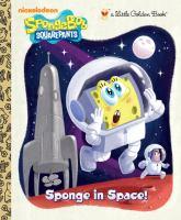 Sponge in Space!