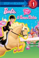 I Can Be A Horse Rider