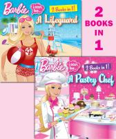 Barbie I Can Be...a Pastry Chef / Barbie I Can Be...a Lifeguard