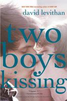 Cover of #11: Two Boys Kissing