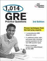 1,014 GRE Practice Questions