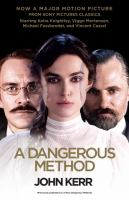 A Most Dangerous Method