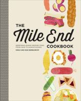 Image: The Mile End Cookbook