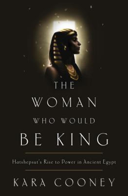 Cover image for The Woman Who Would Be King