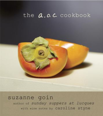 Cover image for The A.O.C. Cookbook