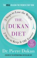 The Dukan Diet