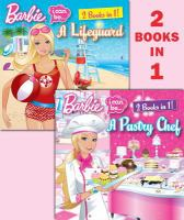 Barbie I Can Be-- A Pastry Chef