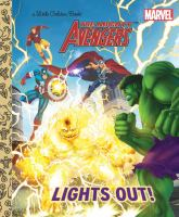 The Mighty Avengers. Lights Out!