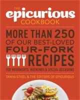 The Epicurious Cookbook